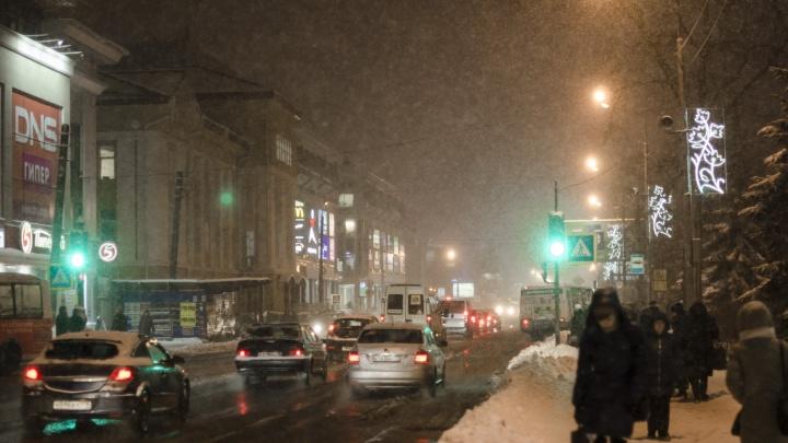 В Архангельске задумались об открытии ночных автобусных рейсов
