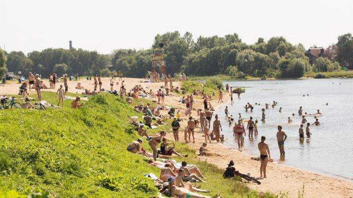 В мэрии рассказали, что появится на главных пляжах Ярославля