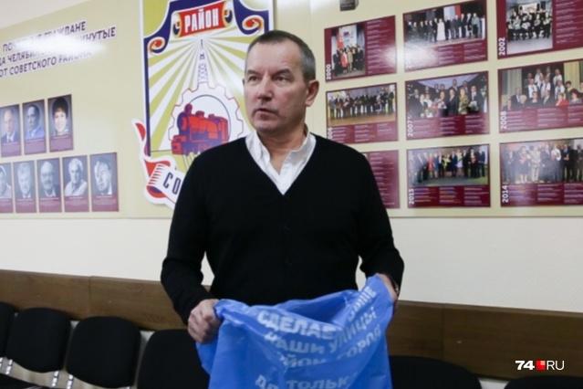 По мнению главы Советского района Владислава Макарова, нововведение себя оправдало
