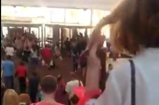 «Все побежали»: посетителей «МЕГИ» попросили покинуть ТЦ