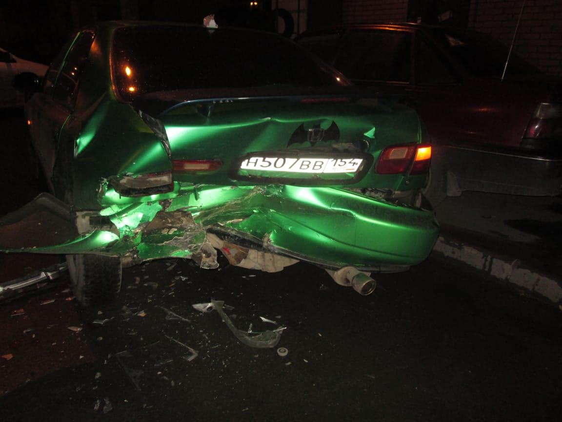 Авария случилась недалеко от Гусинобродского шоссе