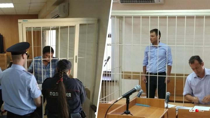 Экс-глава Фонда капремонта Самарской области и его брат «отметили» год за решёткой