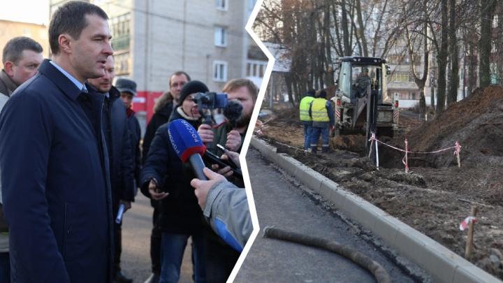 Тутаевское шоссе в Ярославле готовят к открытию: ответы на 5 главных вопросов