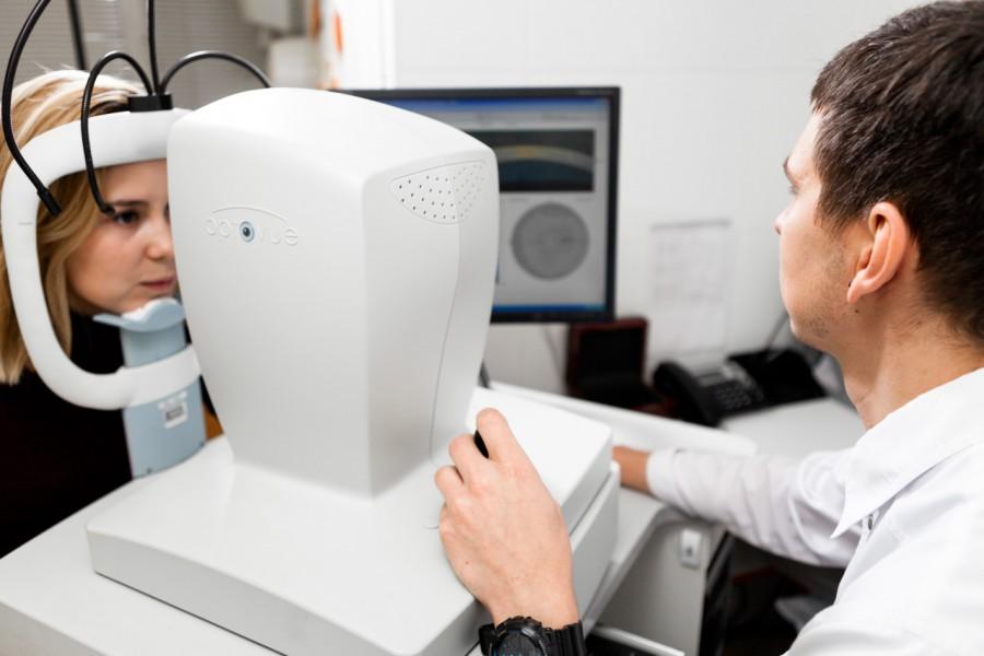 Современное оборудование и профессионализм докторов клиники помогают решить проблемы со зрением