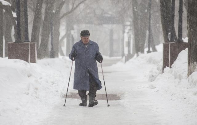 Погода в Башкирии на 6 апреля: дождь со снегом