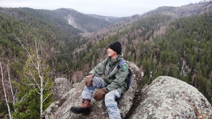 На «Столбах» во время рубки сухостоя погиб лесничий, проработавший в заповеднике почти полвека