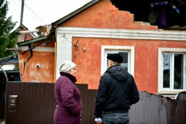 В Ярославле в частном доме взорвался газ