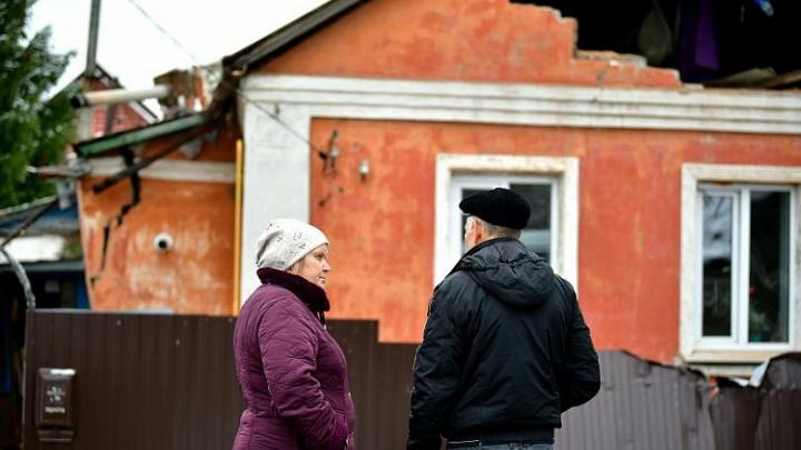 В Ярославле в частном доме взорвался газ: пострадала пожилая хозяйка