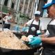 Хлеб и зрелища: фестиваль стритфуда в Ростове накормил тысячи футбольных болельщиков