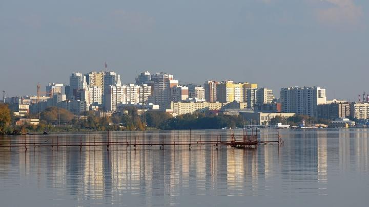 В Екатеринбурге благоустроят парк Чкалова, остальные зелёные зоны — к «Экспо»