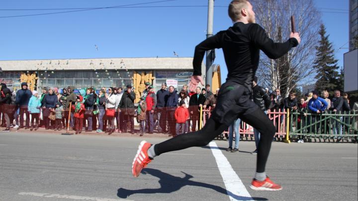 Бег по Троицкому в 4,5 километра: архангелогородцы выйдут на старт легкоатлетической эстафеты 2 мая
