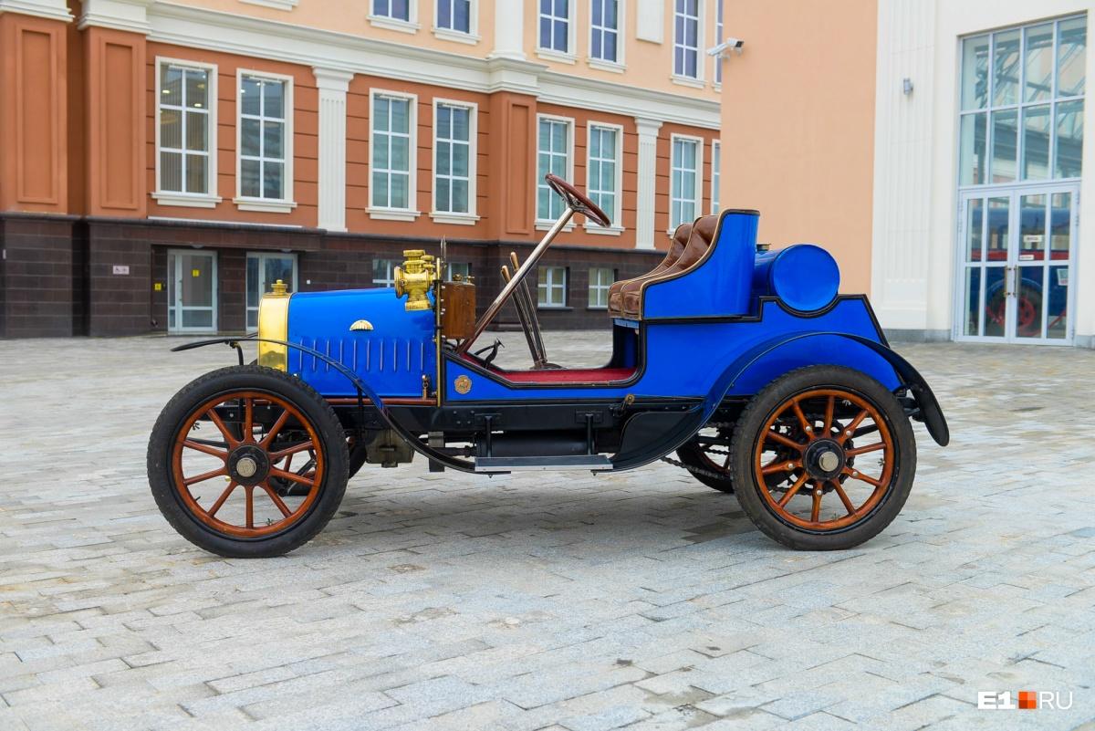 Lion-Peugeot поставлялись и в Россию