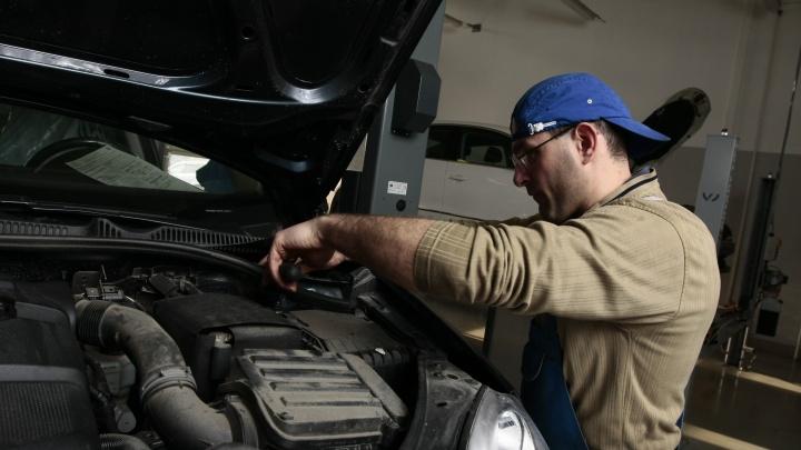МВД предложило отказывать в техосмотре автомобилям с заменёнными без документов запчастями