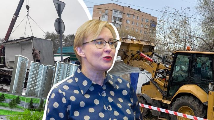 Рынки — под снос, парковки — под оплату: как мэр Елена Лапушкина поменяла Самару
