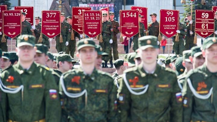 Школа настоящих мужчин: студенты ЮУрГУ получают гражданское и военное образование одновременно