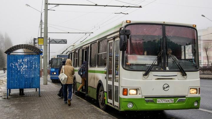 В Рыбинске только один из восьми б/у автобусов из Москвы могут выпустить в рейс