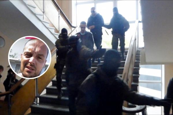 Визиты Гуфа в Красноярск заканчивались для него скандальными задержаниями