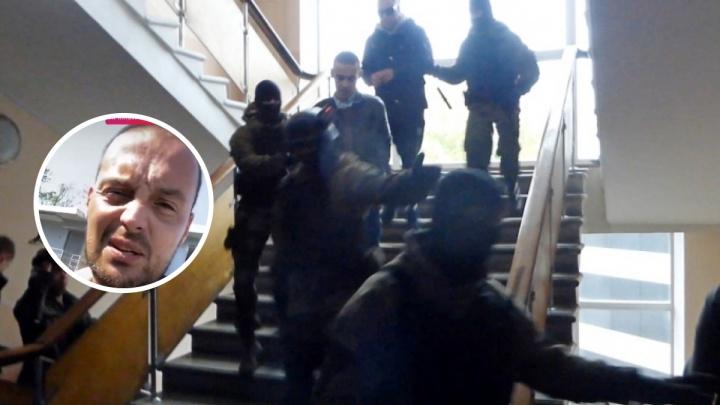 «Галимый Красноярск»: рэпер Гуф обрушился с критикой на город и вызвал на бой депутата Носова