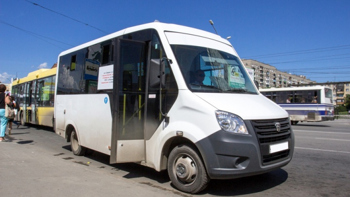 В «Привокзальном» маршрутки начнут высаживать пассажиров на новой остановке