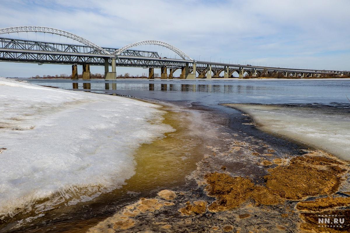Массовое попадание нефти в Волгу связано с изменением гидрогеологического режима