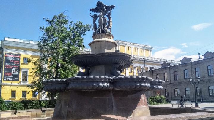 «Сухой закон» на несколько недель: челябинская Кировка осталась без фонтана