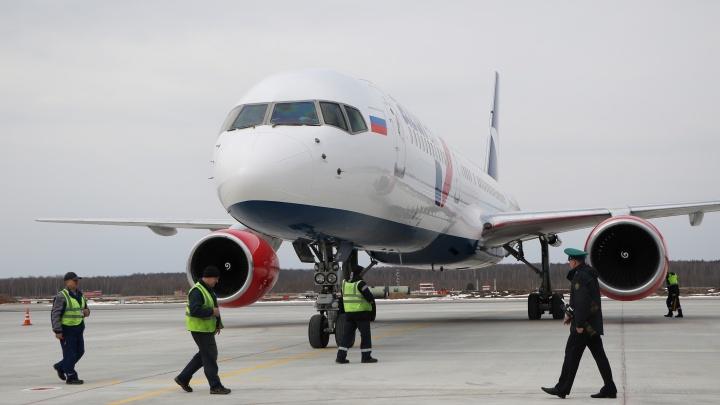 50 оттенков красного: у нижегородского аэропорта Стригино появился новый сайт