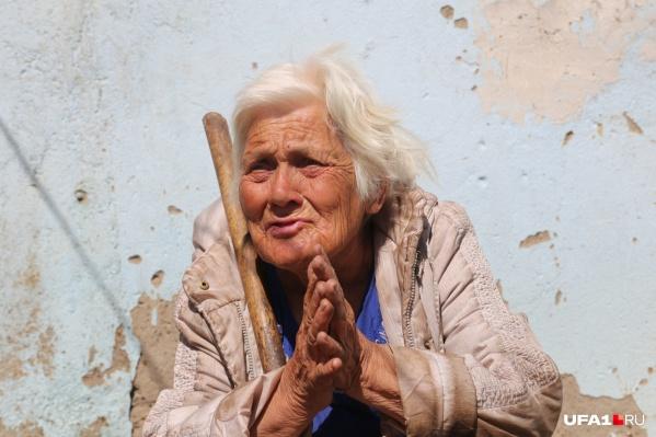 Сейчас решается вопрос о признании бабушки Антонины недееспособной