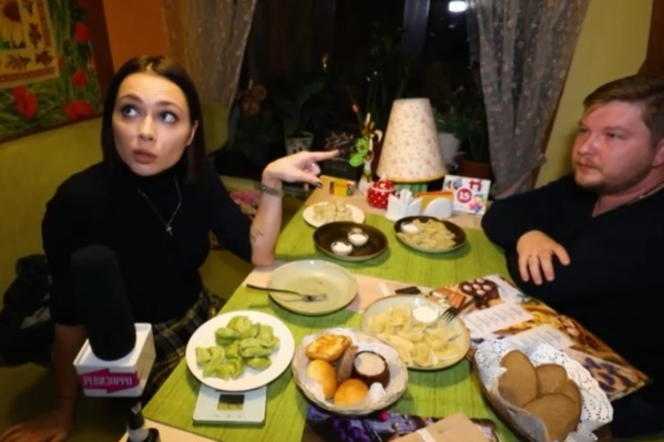 Настасья Самбурская удивлена сильному недовесу в порции пельменей из щуки — почти 100 граммов