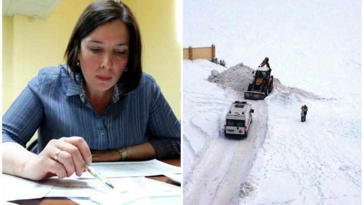 В Екатеринбурге осудили директора УК на Уктусе, где девочка погибла под грудой снега
