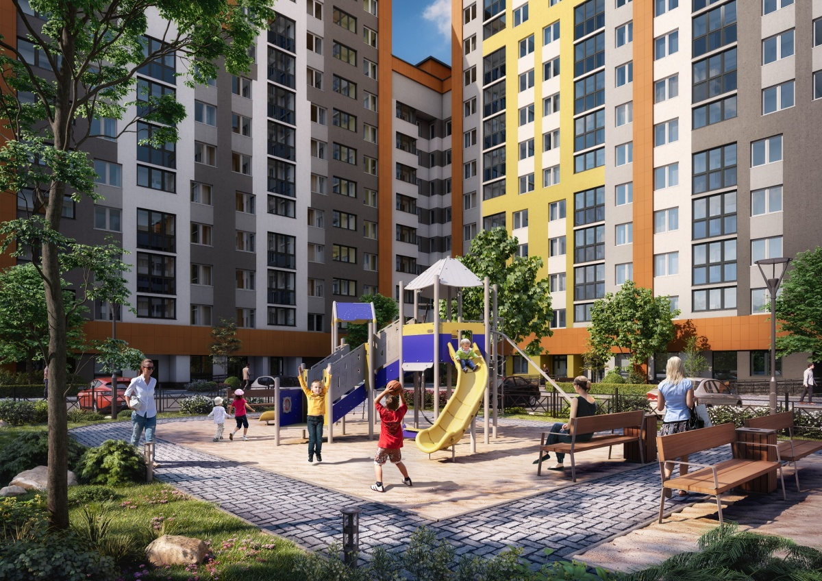 На готовые квартиры Преображенского квартала действует скидка 15%