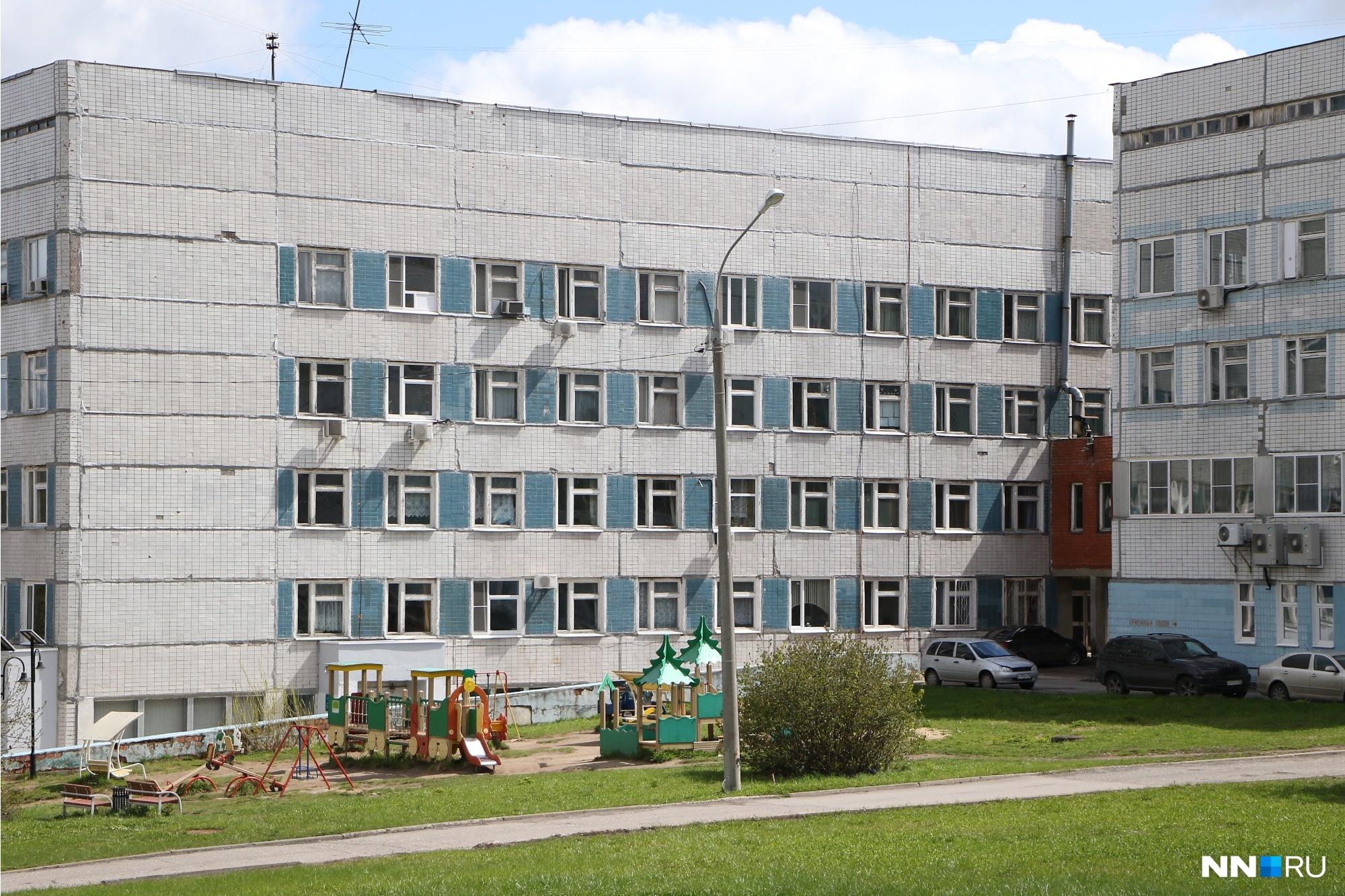 В Нижнем Новгороде детей лечат от онкологии в Областной детской больнице