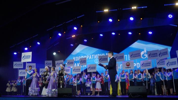 Самобытные артисты: в Сочи открыт заключительный тур VIII корпоративного фестиваля «Факел»