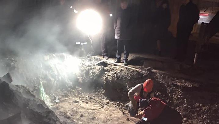 В Ростове и Новошахтинске починили теплотрассу и водовод