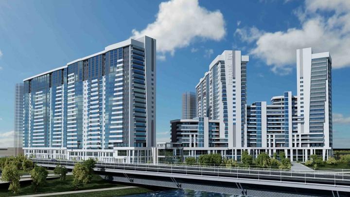 Квартиры в центре по 40 900 рублей за «квадрат»: в «Западном луче» стартовали продажи второй очереди