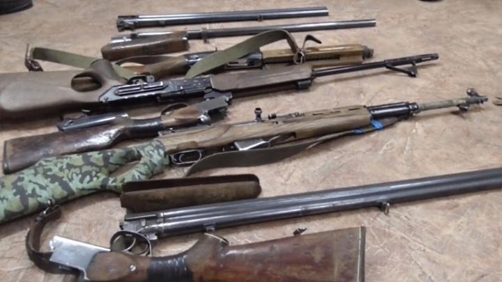 Красноярцам предложили сдать незаконное оружие и получить тысячу рублей