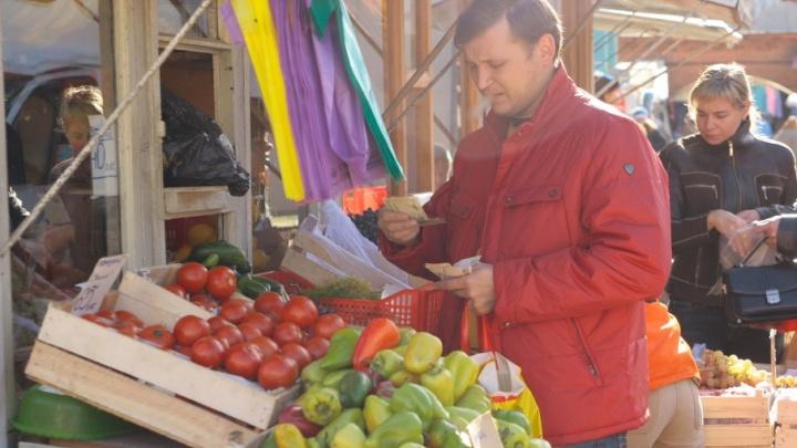 40 тонн перцев и баклажанов не пустили в Курганскую область