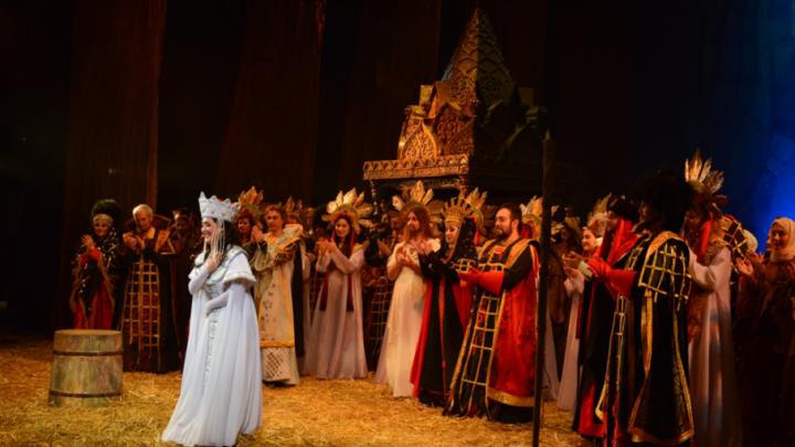 В Башкирском оперном театре показали  «Царскую невесту»