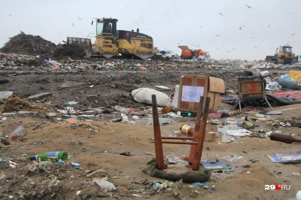 До 15 декабря на трёх мусорных полигонах должны пройти инженерные изыскания