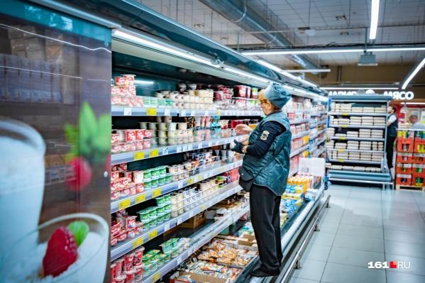 Штраф за просроченные продукты — до 600 тысяч рублей