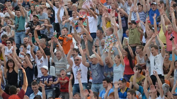 """Стадион """"Уралмаш"""" летом оснастят системой, которая будет знать всех болельщиков в лицо"""