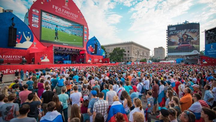 Через два года в Ростове пройдет фестиваль болельщиков чемпионата Европы по футболу