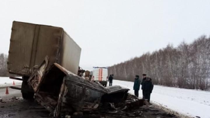 Ехали домой с вахты: в полиции Тамбова рассказали подробности страшного ДТП, в котором погибли волгоградцы