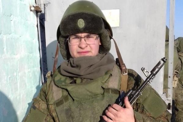 Артур Хакимов сбежал из части 3 января