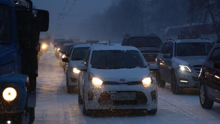 Улицу Комсомольскую в Уфе закроют до весны
