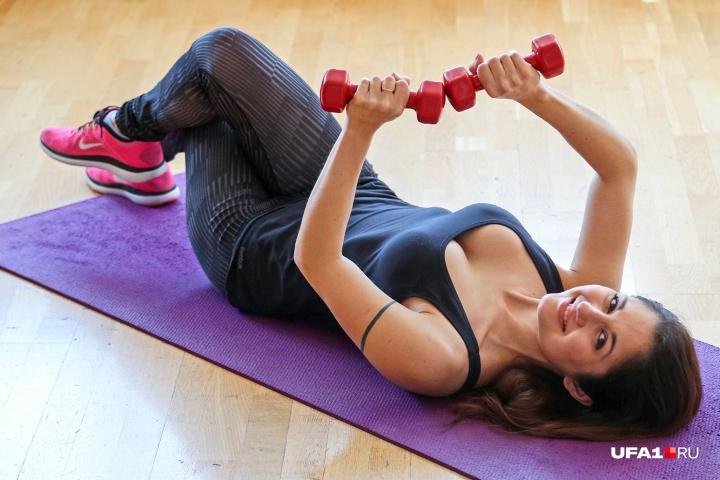 эффективные упражнения для похудения его