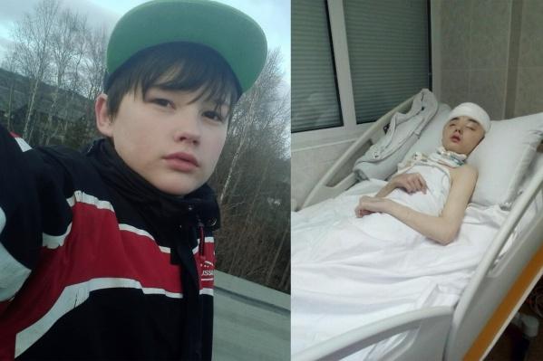 Мужчину, ударившего подростка, обвиняют ещё и в покушении на убийство его матери