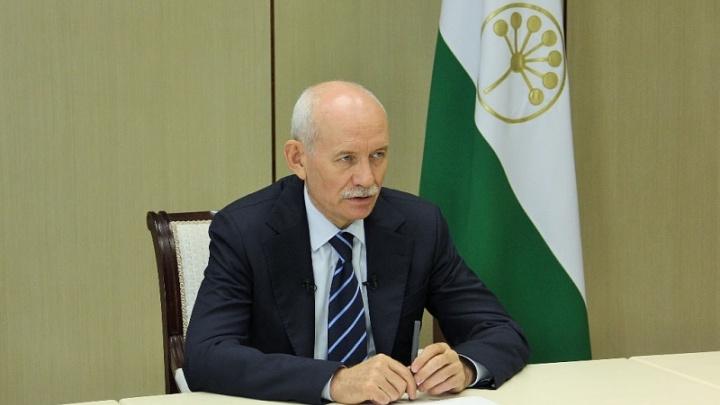 Рустэм Хамитов высказался о снижении финансирования «Салавата Юлаева» и «Уфы»
