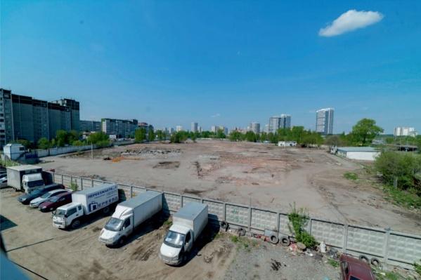 Когда начнется строительство нового автовокзала, пока неизвестно