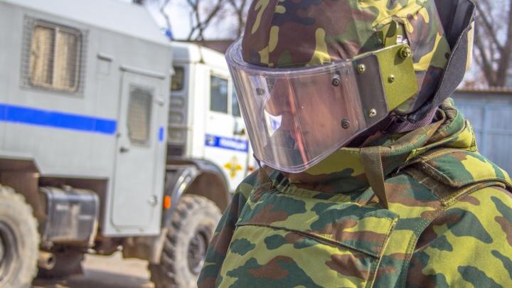 «Пришлось взрывать»: в Сызрани на улице нашли два боевых снаряда