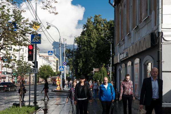 Каких людей вы чаще всего встречаете на улице: хмурых, сосредоточенных, погруженных в свои мысли или солнечных, с приветливой улыбкой на лице?
